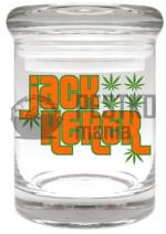 Słoik JACK HERER (JACK HERER Stash Jar)