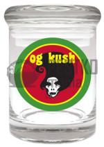 Słoik OG KUSH (OG Kush Stash Jar)